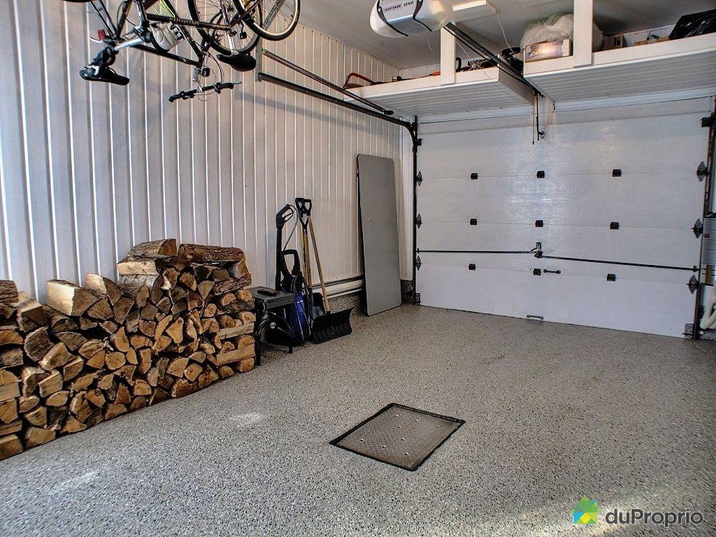 Maison vendu candiac immobilier qu bec duproprio 323236 for Interieur garage
