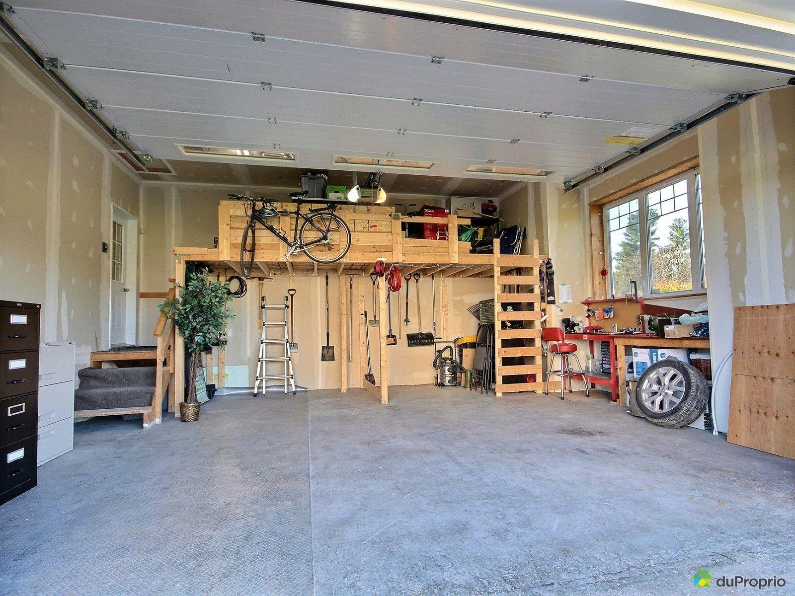 Maison vendre chelsea 9 chemin welka immobilier qu bec for Louer garage mecanique