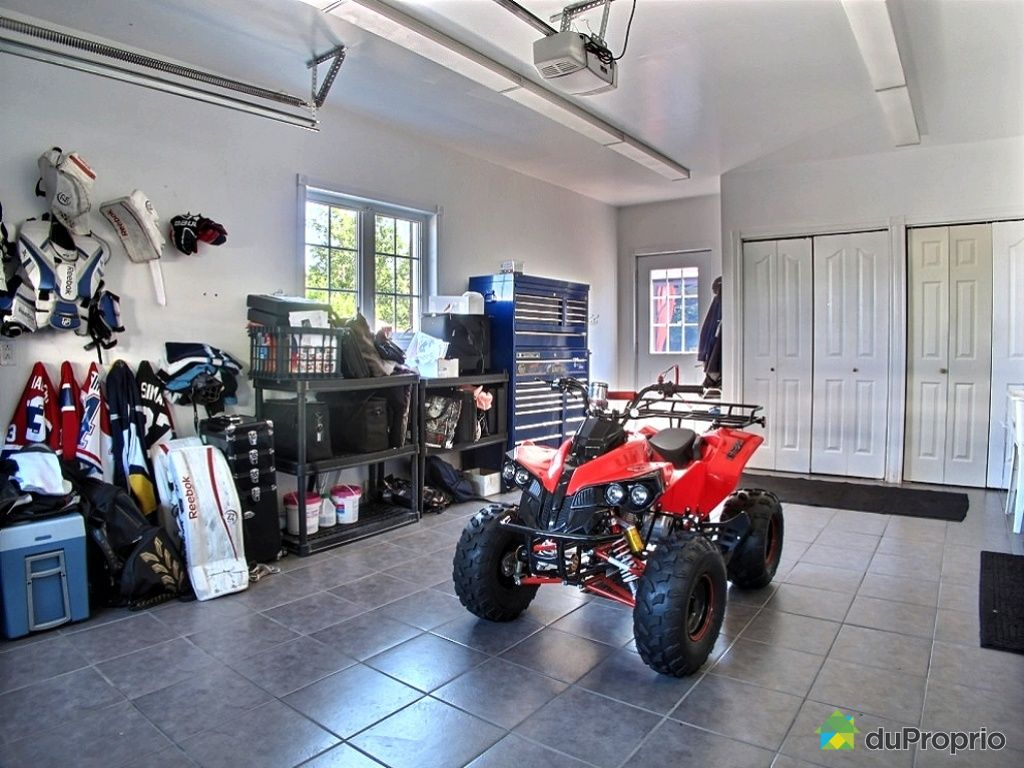 Maison vendu chicoutimi immobilier qu bec duproprio for Interieur garage