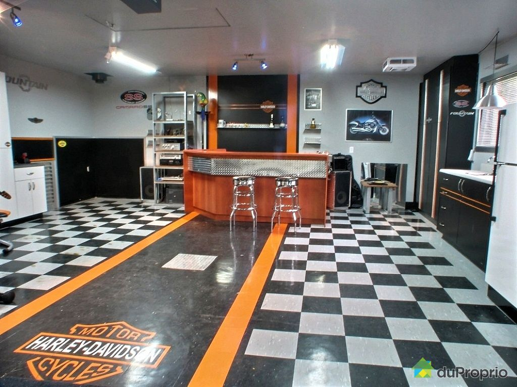 garage interieur free garage intrieur d avec fermeture porte rouleau photo with garage. Black Bedroom Furniture Sets. Home Design Ideas