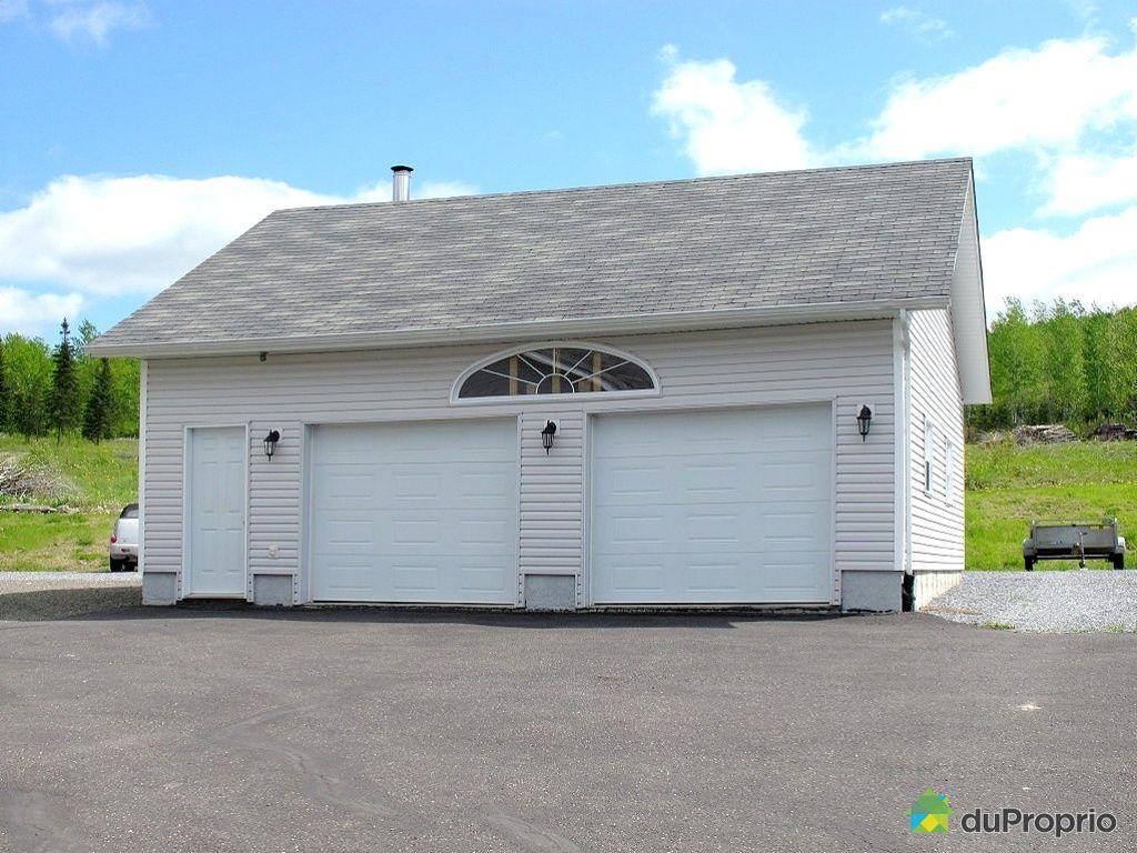 Maison vendre packington 643 rang 6e immobilier qu bec for Garage maison