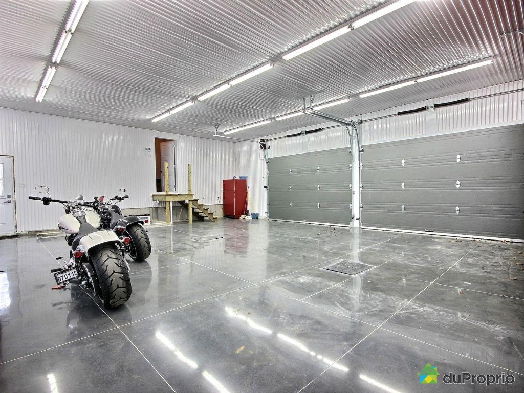Maison vendre shawinigan 4015 rue thibodeau immobilier qu bec dupropri - Plancher chauffant pour garage ...