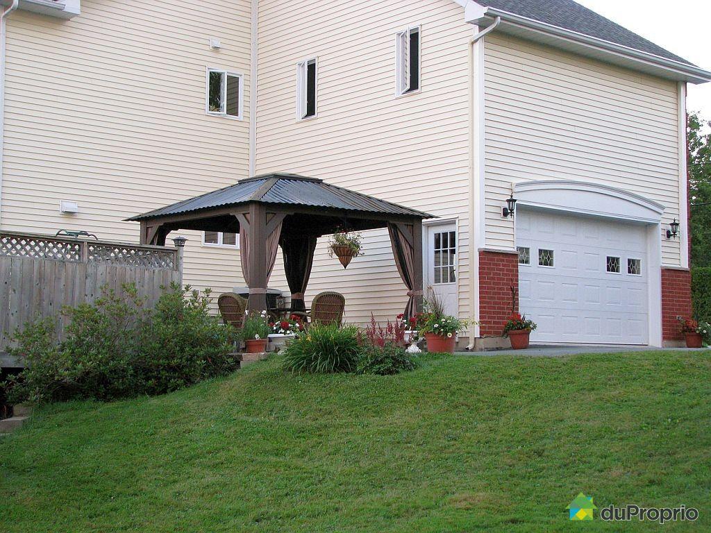 Maison vendre st denis de brompton 1010 rue des for Garage des platanes