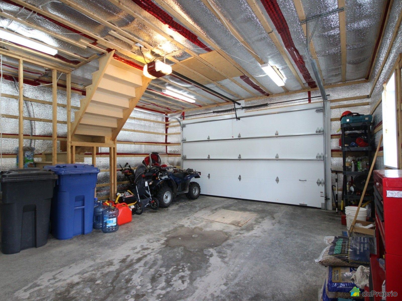 Maison vendu st gilles immobilier qu bec duproprio 318331 for Garage st gilles