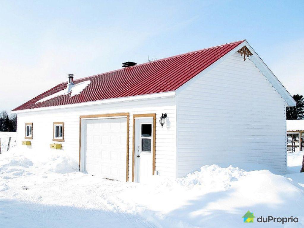 Maison vendu st gilles immobilier qu bec duproprio 313823 for Garage st gilles