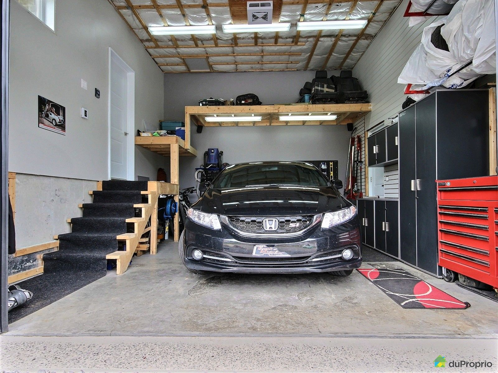 Maison vendu ste brigitte de laval immobilier qu bec for Garage renault laval occasion