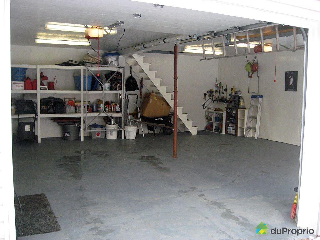 Maison vendu stoneham immobilier qu bec duproprio 412917 for Garage interieur
