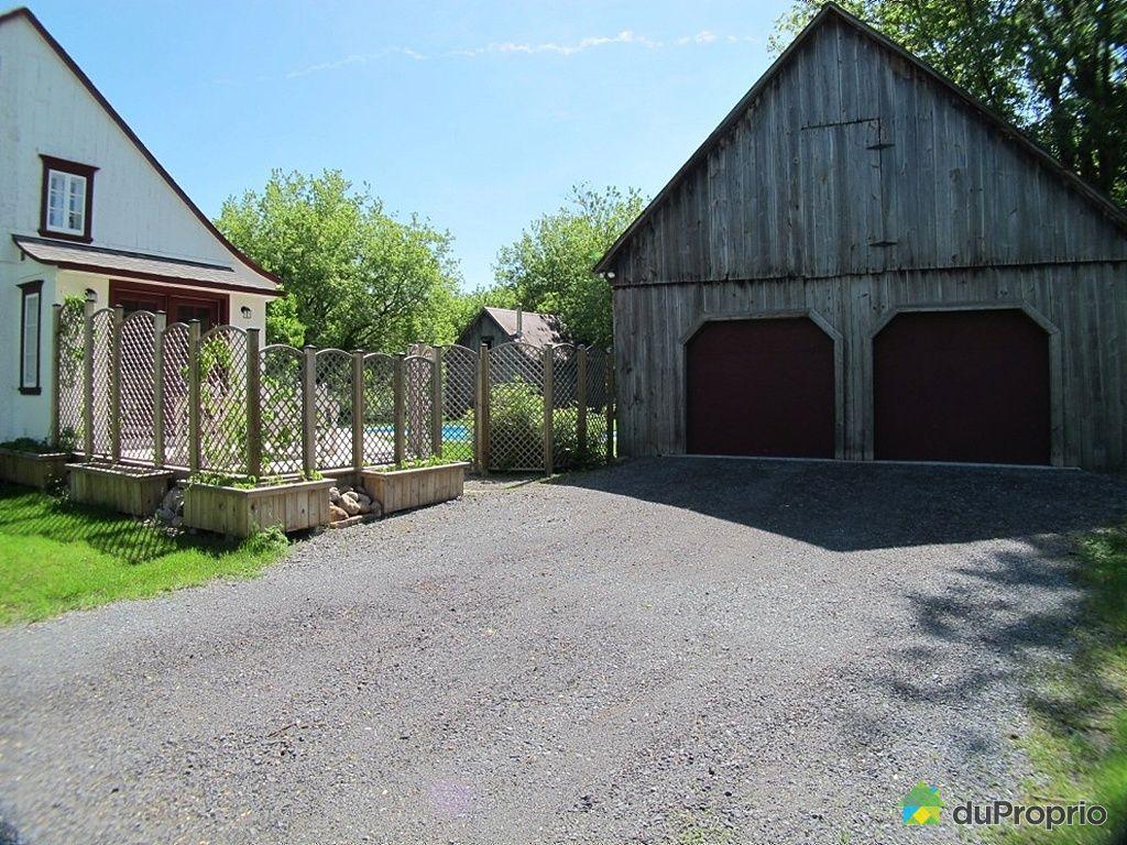 Maison de campagne rive sud for Acheter une maison a la campagne