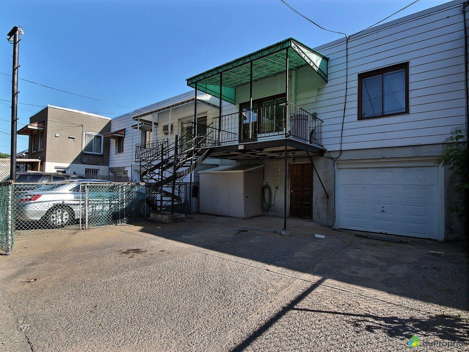 Maison vendre montr al 2126 rue wurtele immobilier for Chauffage piscine quebec