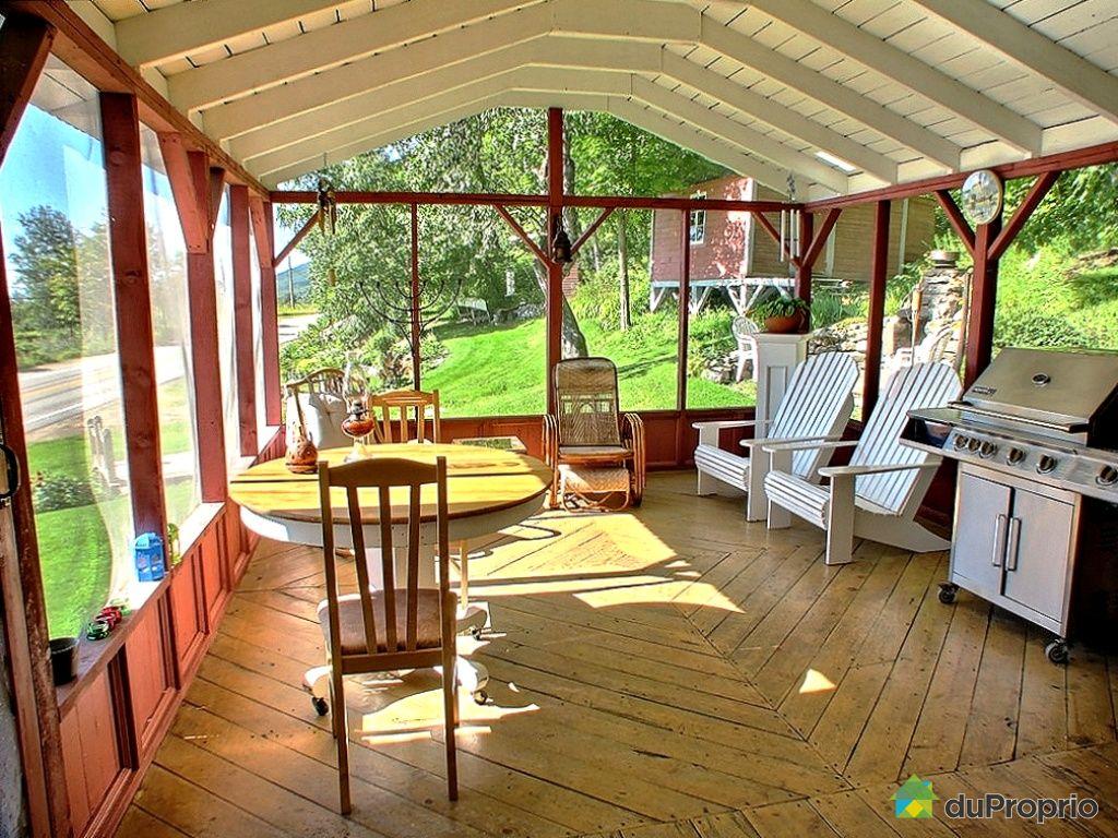 Gazebo En Bois A Vendre Usage : gazebo-maison-de-campagne-a-vendre-petite-riviere-st-francois-quebec