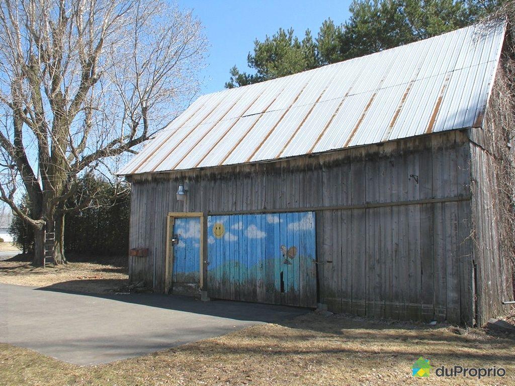 Maison vendu st germain de grantham immobilier qu bec - Maison a vendre st germain de la grange ...