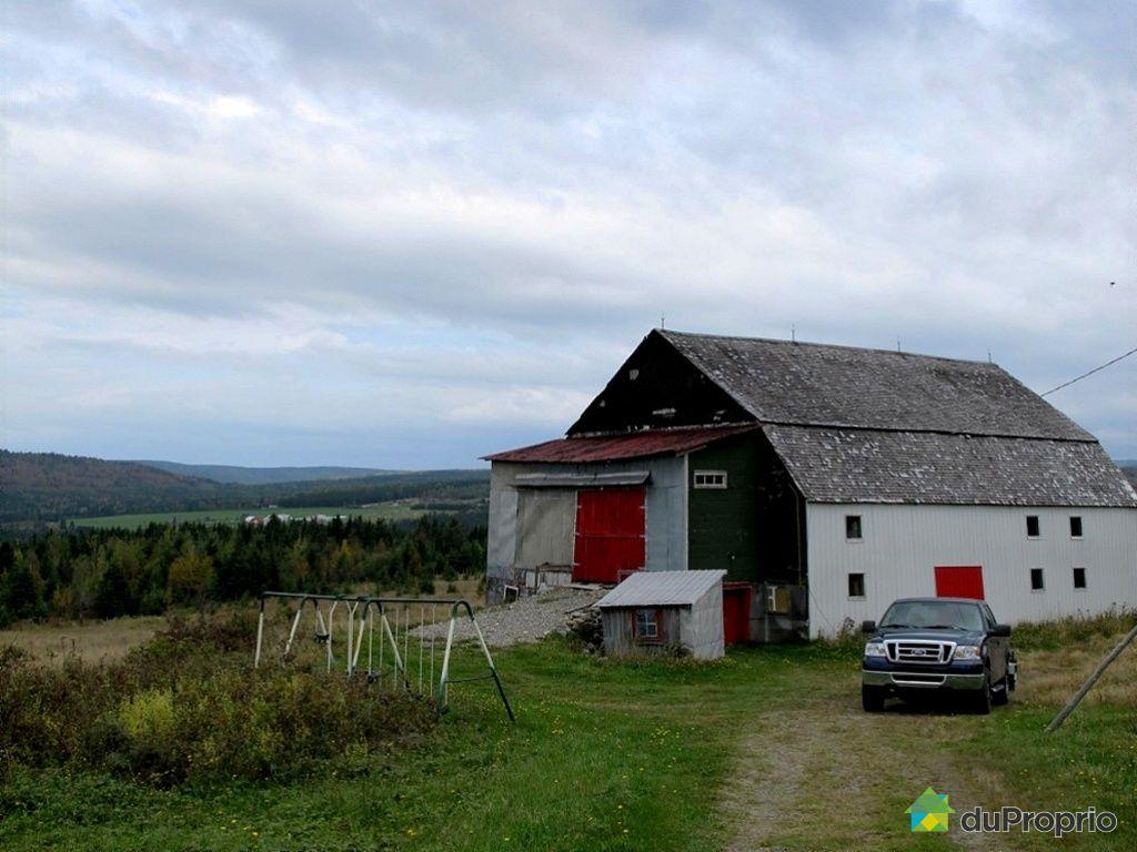 Maison vendu st l on de standon immobilier qu bec - Maison a vendre st germain de la grange ...