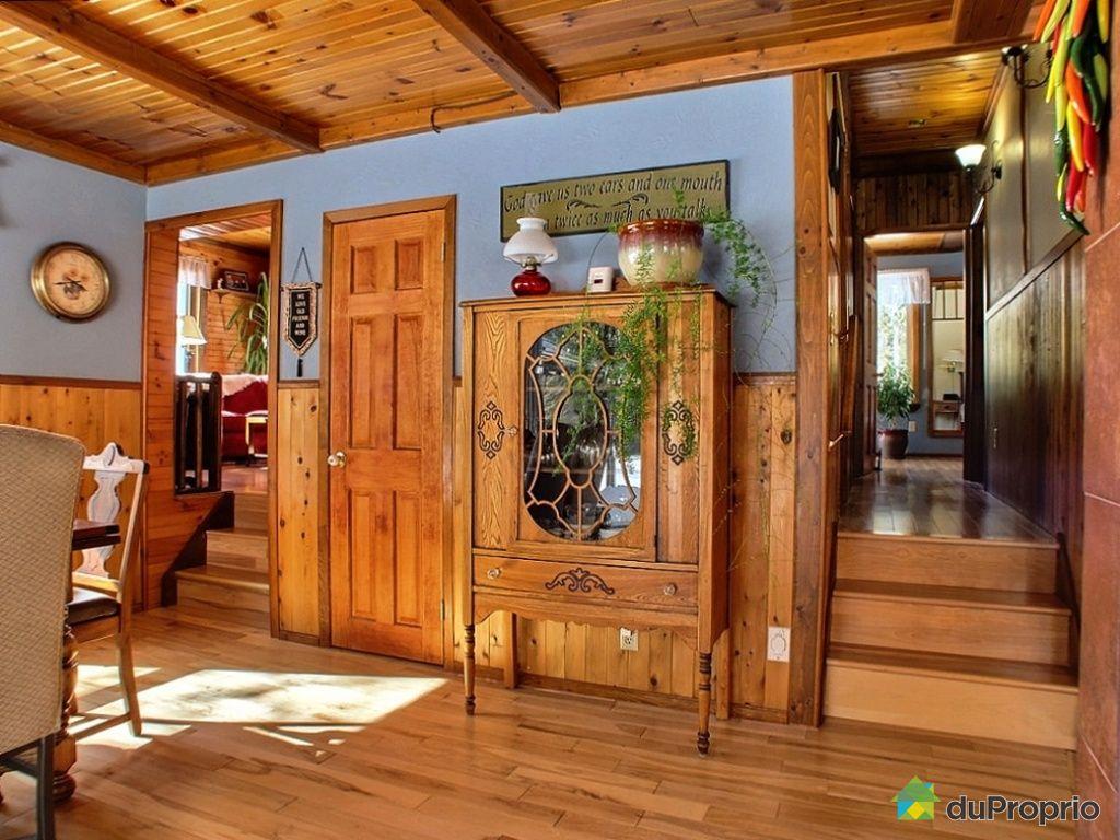 Maison vendu low immobilier qu bec duproprio 408281 for Maison rustique
