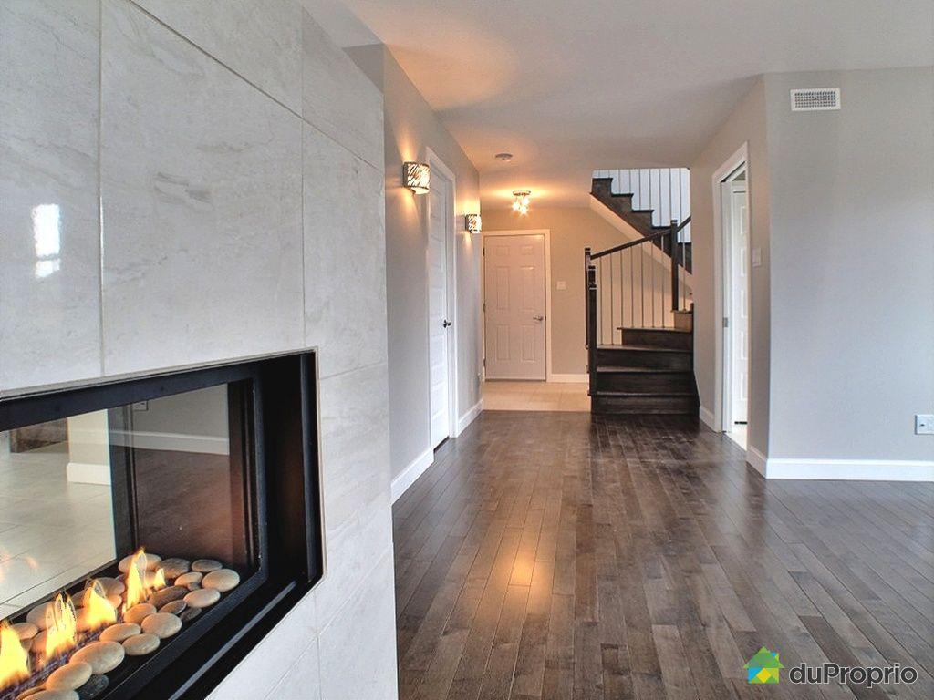 Interieur maison neuve gallery of maison neuve cottages for Amnagement intrieur maison