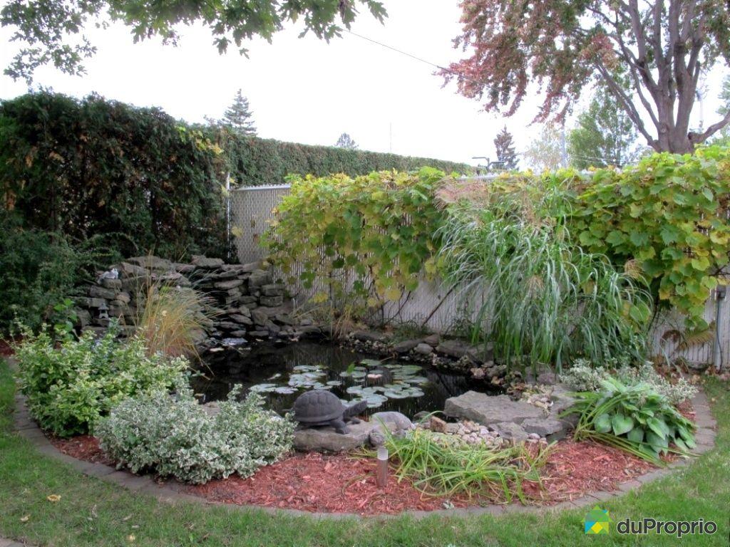 Maison vendu duvernay immobilier qu bec duproprio 454968 - Maison jardin a vendre aylmer colombes ...