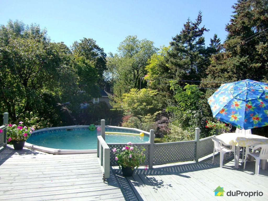 Maison vendre montr al 104 rue laperri re immobilier - Maison jardin a vendre aylmer colombes ...