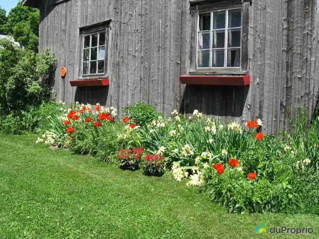 Maison vendu st jean port joli immobilier qu bec duproprio 377603 - Jardin ville de quebec perpignan ...