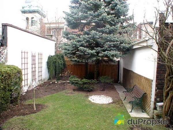 Maison vendu montr al immobilier qu bec duproprio 323764 - Jardin ville de quebec perpignan ...
