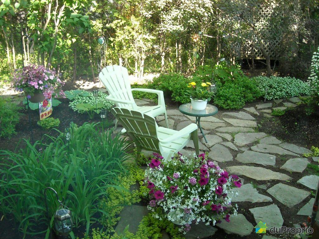 Maison vendu st lambert immobilier qu bec duproprio 335120 - Jardin ville de quebec perpignan ...