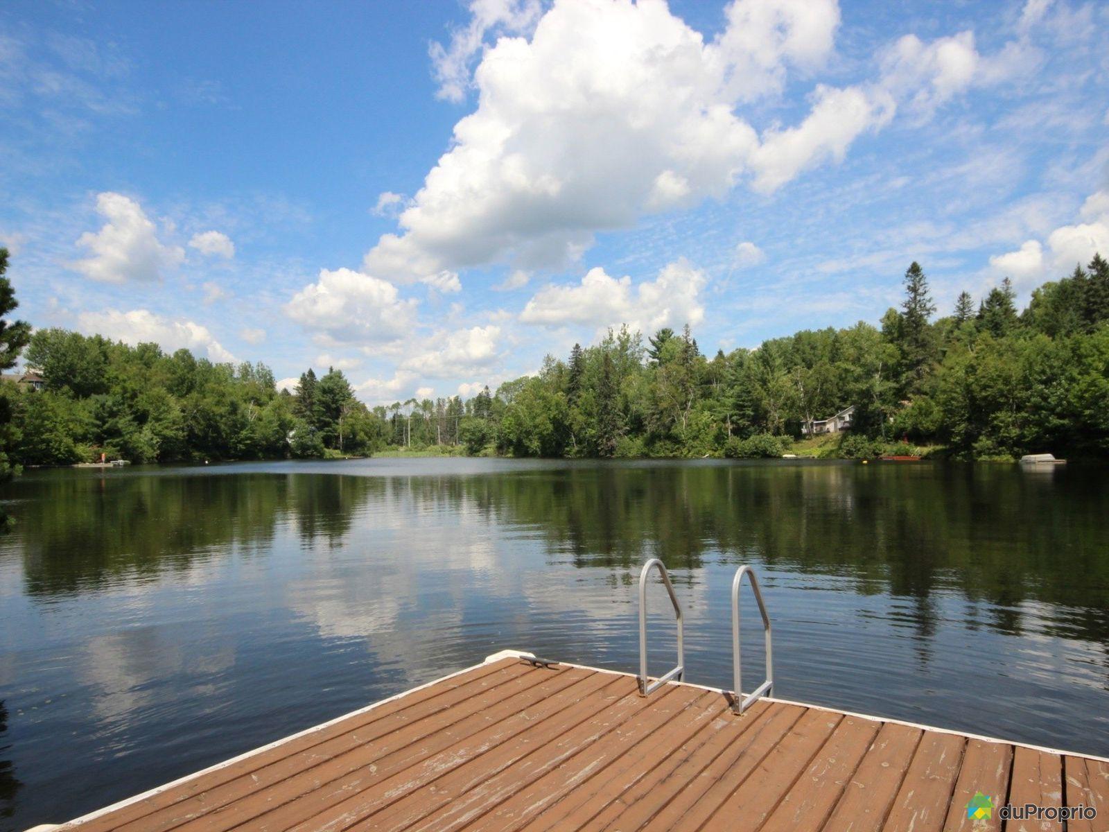 Maison vendre st mathieu du parc 190 chemin du lac for Garage du parc