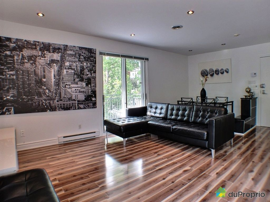 Condo for sale in montreal 202 450 rue de la gaucheti re for La downtown condo for sale