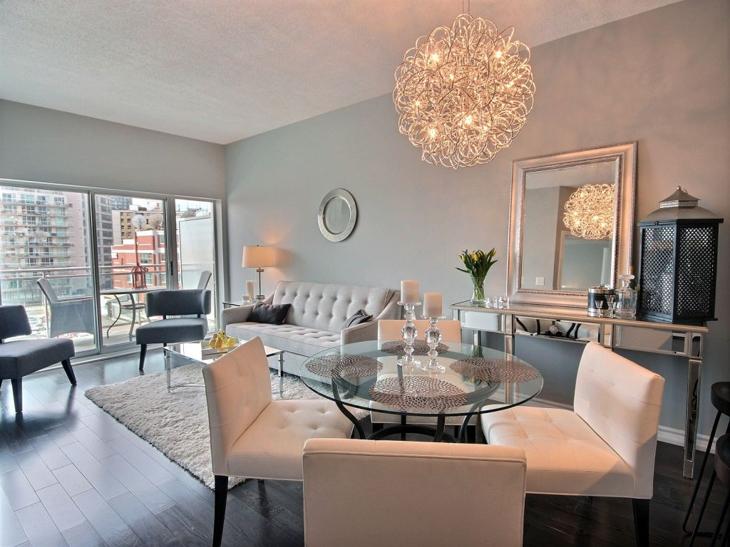 Property Sold In Toronto Living Dining Room