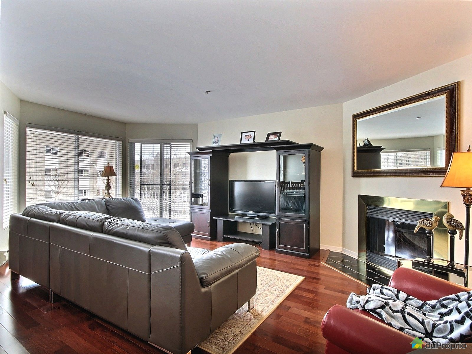 Condo for sale in Montreal 303 5250 rue Riviera DuProprio 589366 #6C3D33