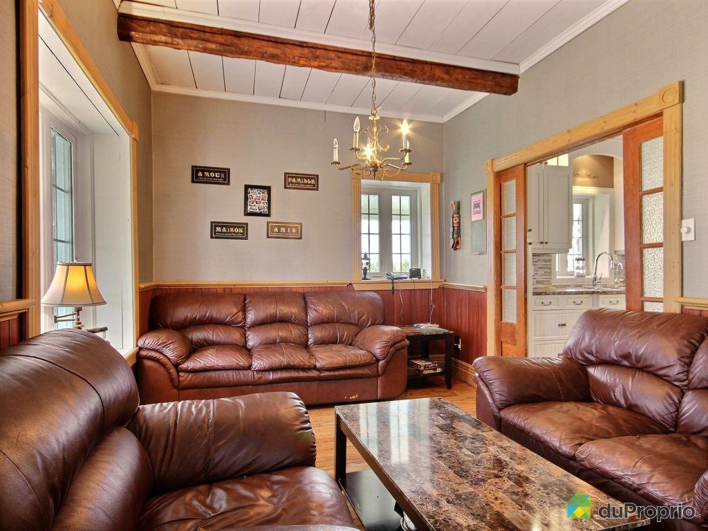 Living Room Furniture St Louis 135 2e Rang St Louis De Blandford For Sale Duproprio
