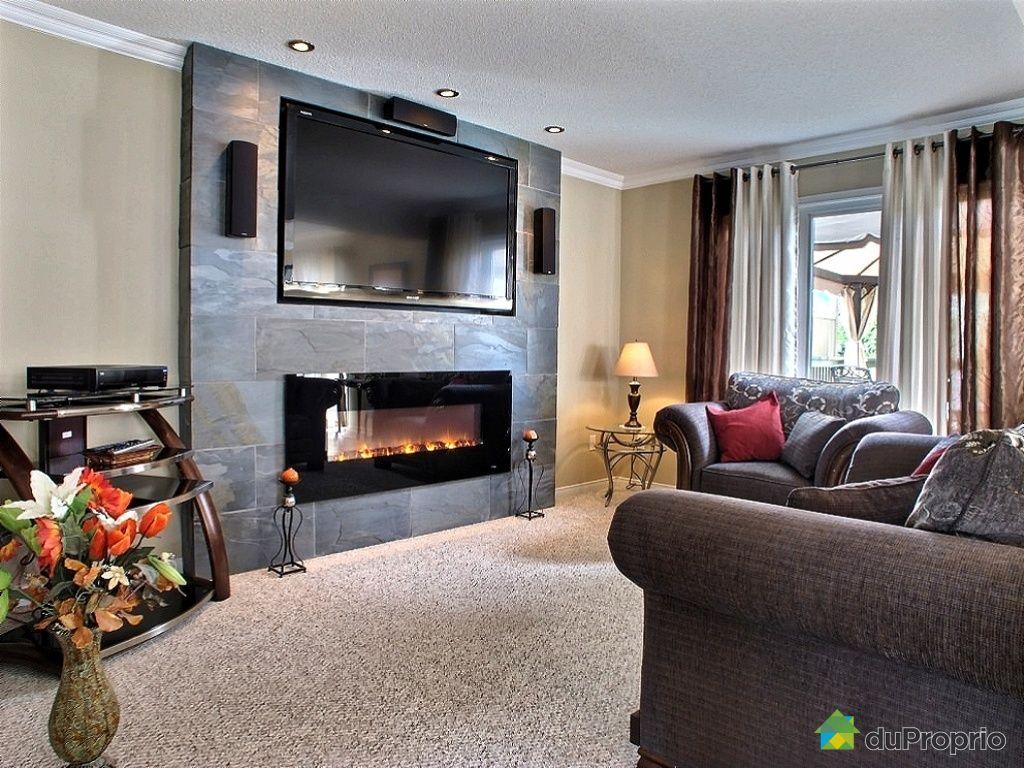 living room house for sale gatineau quebec province en large 3067835 Résultat Supérieur 19 Nouveau Canapé Bois Et Cuir Galerie 2017 Hiw6