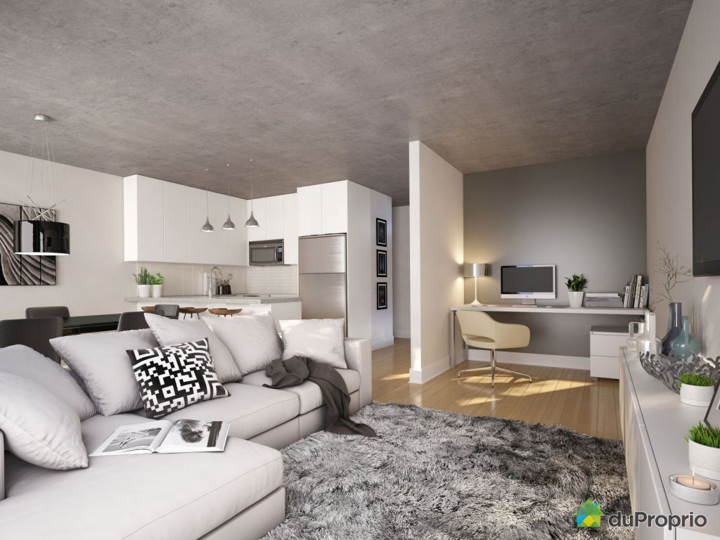 Lofts and ondos for sale OMMISSION-F in Verdun DuProprio - ^