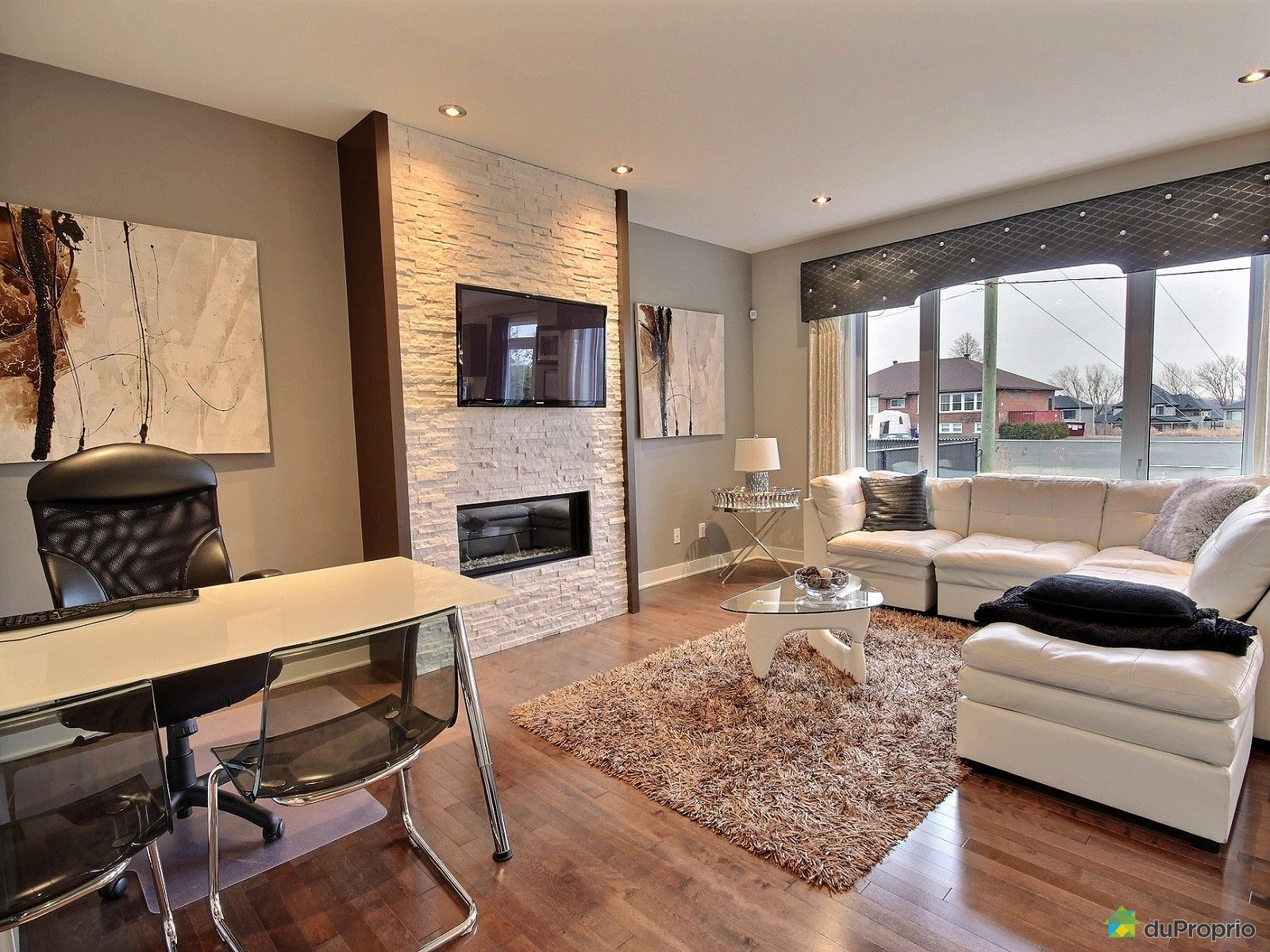Newly built house for sale in duvernay 7310 avenue des tilleuls duproprio - Armoire pour mansarde ...