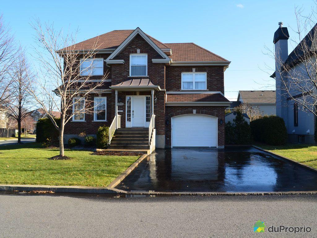 Maison vendu candiac immobilier qu bec duproprio 579591 for Achat maison montreal canada