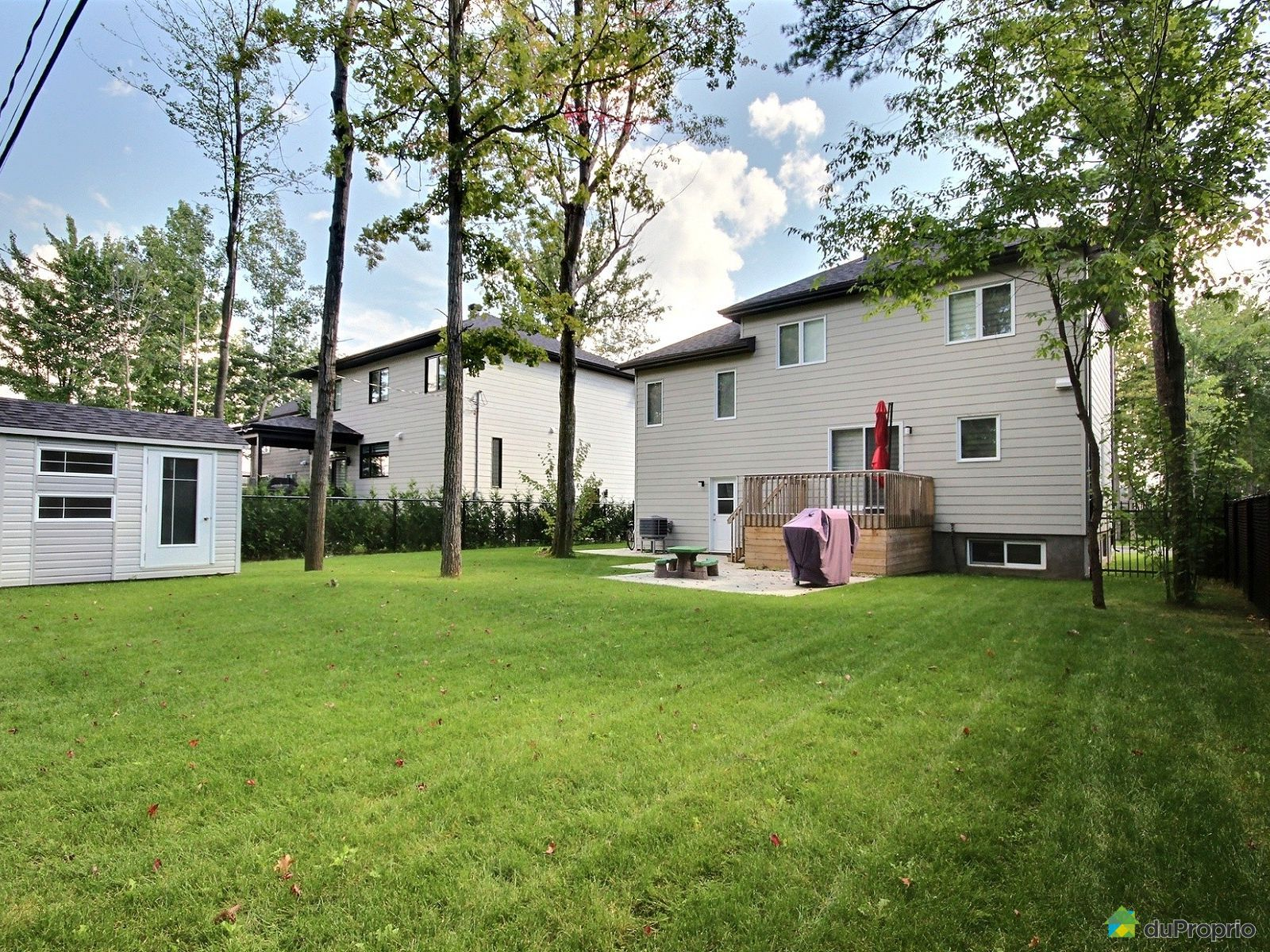 maison 224 vendre chambly 1100 rue breux immobilier qu 233 bec duproprio 718911