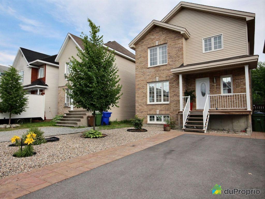 Maison vendre gatineau 251 rue du voilier immobilier for Achat maison gatineau