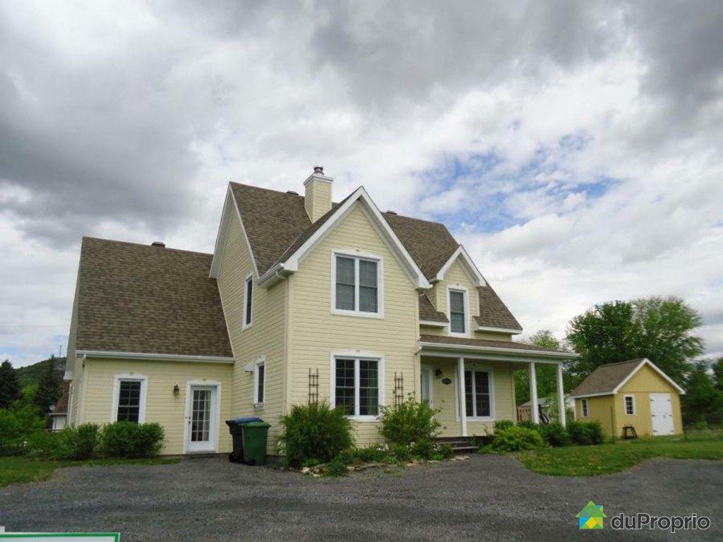maison vendu mont st gregoire immobilier qu 233 bec duproprio 687421