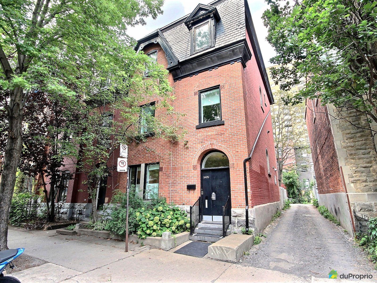 3475 rue jeanne mance ville marie centre ville et vieux mtl vendre duproprio. Black Bedroom Furniture Sets. Home Design Ideas