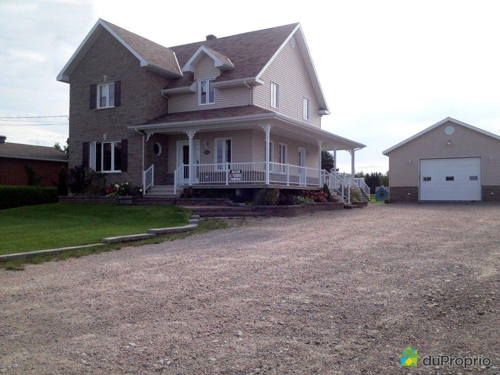 Maison vendre roberval 1005 rang 1 nord immobilier for Achat de maison quebec