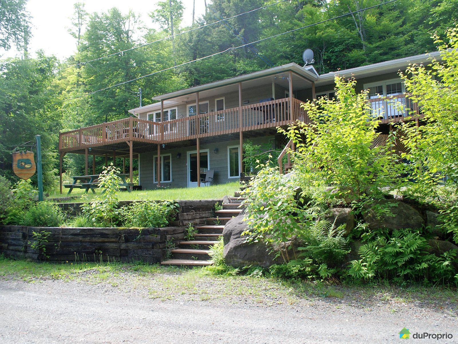 maison vendre la conception 2520 chemin des aub pines