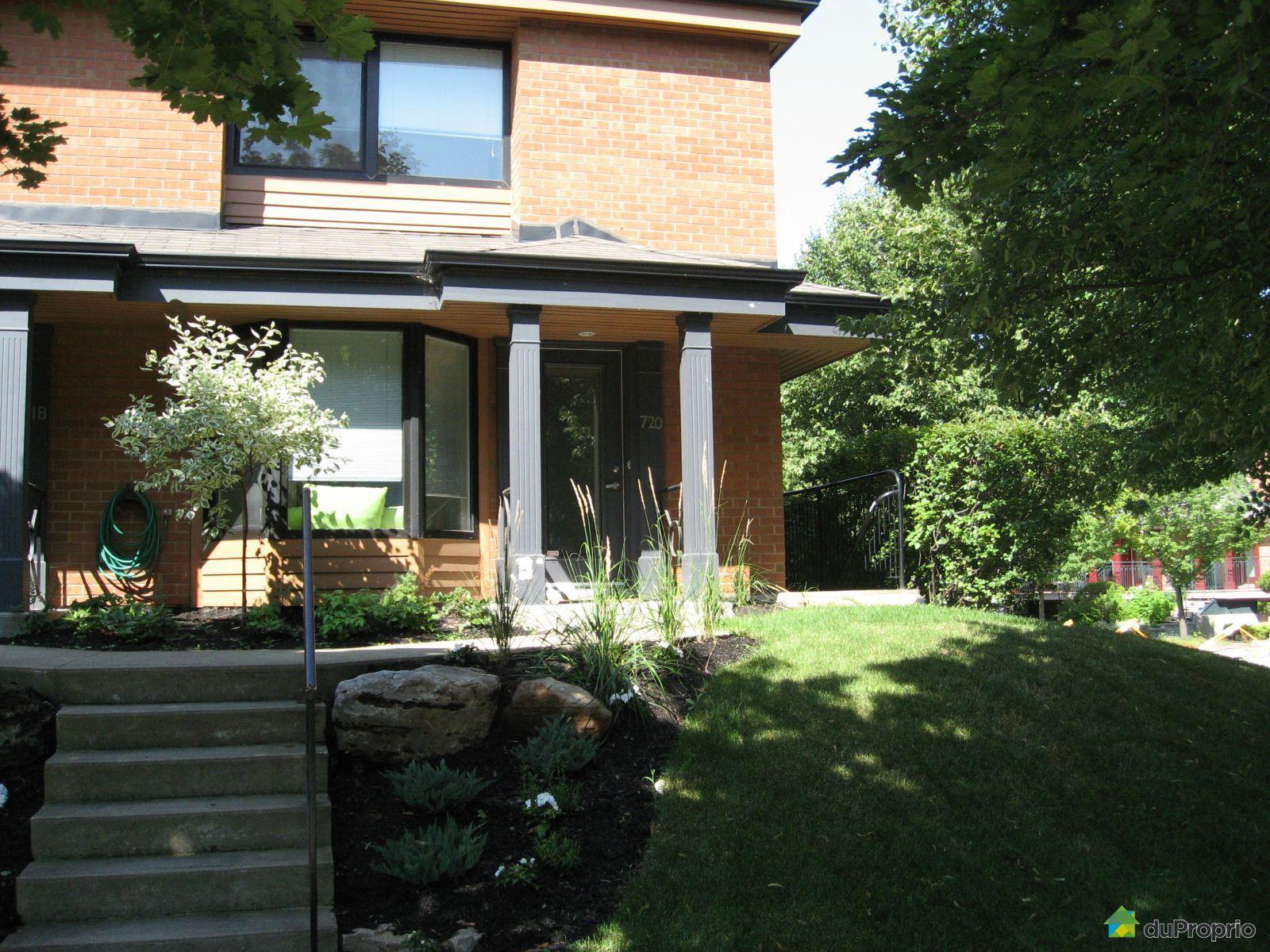 Maison vendu montr al immobilier qu bec duproprio 512729 for Acheter maison montreal canada