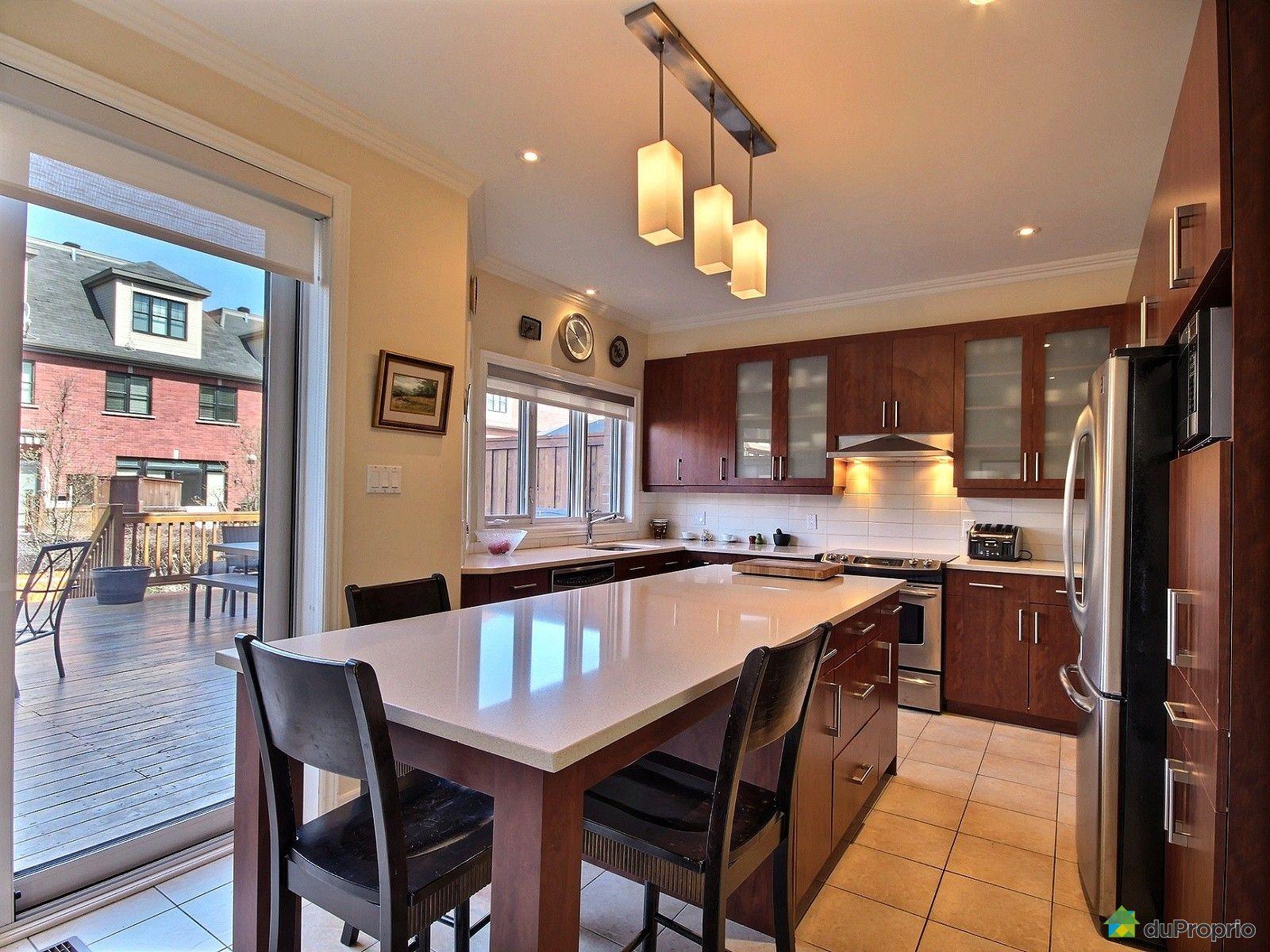 Maison vendre montr al 2905 rue de l 39 cu immobilier qu bec duproprio 663962 - Piscine st laurent de chamousset ...
