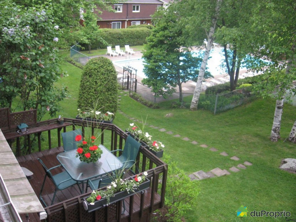 Maison vendu ste ad le immobilier qu bec duproprio 400979 for Balayeuse piscine creusee