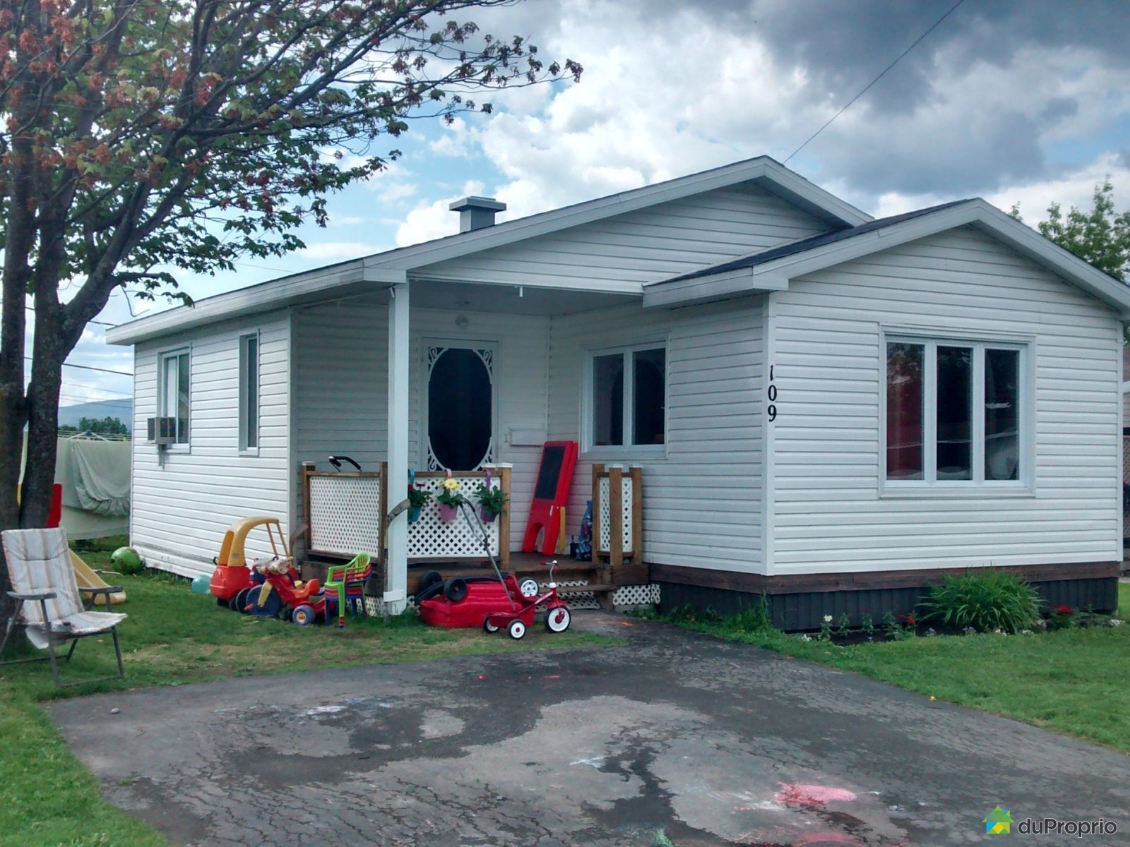 Maison mobile levis for Acheter une maison mobile