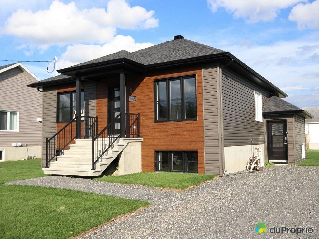 maison neuve vendre drummondville 4755 rue lagac immobilier qu bec duproprio 666461. Black Bedroom Furniture Sets. Home Design Ideas