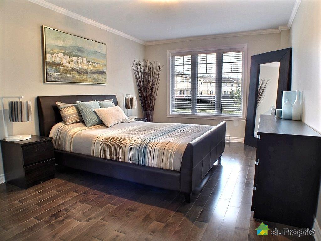 Condo for sale in montreal 105 5211 rue du sureau for Condo bedroom ideas