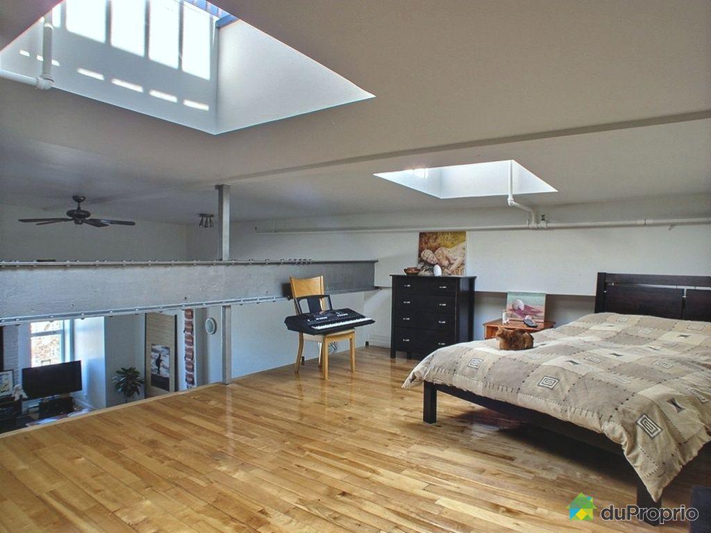 Loft vendu montr al immobilier qu bec duproprio 399235 for Immobilier loft