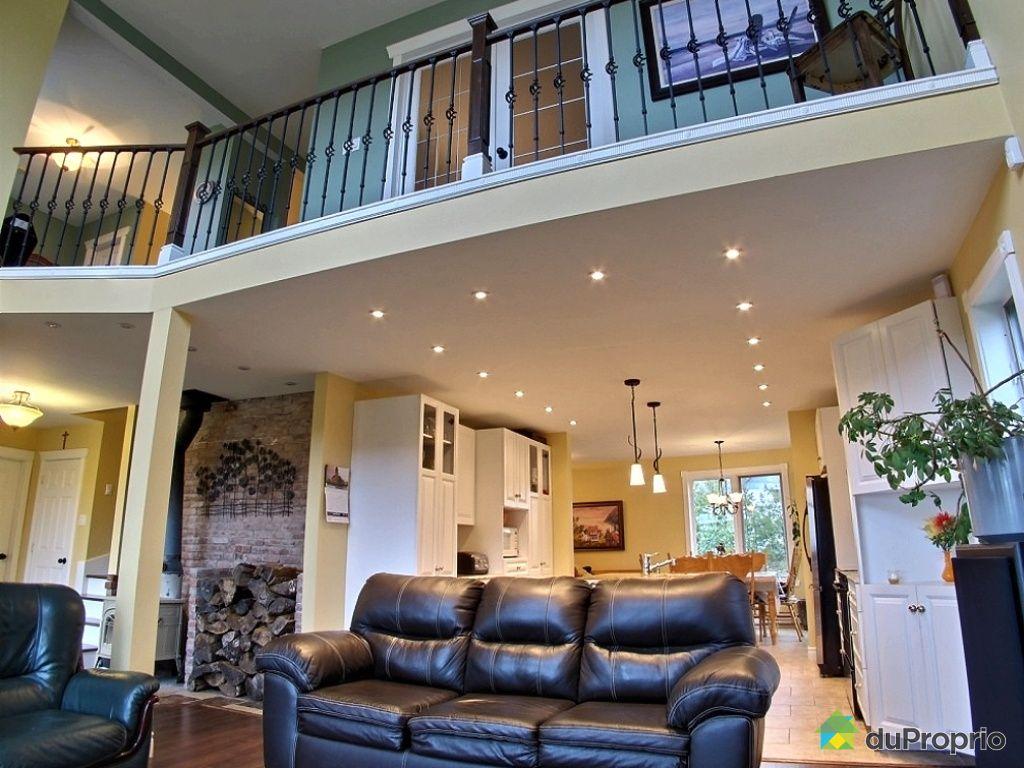 Maison Vendre Sherbrooke 3430 Chemin Dunant Immobilier