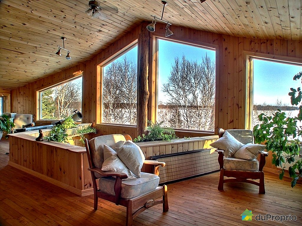 Maison vendre st henri de taillon 508 rue tremblay immobilier qu bec duproprio 237640 - Salon maison ecologique ...