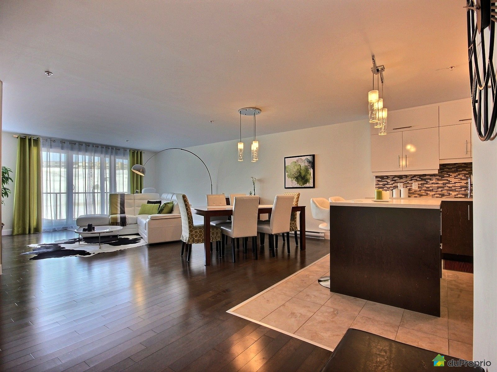 Condo sold in beauport duproprio 584130 for Miroir concept beauport