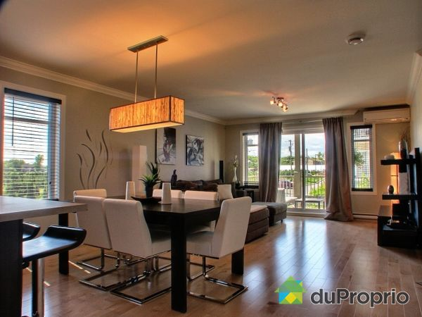 Condo sold in duvernay duproprio 338402 - Cuisine et salon aire ouverte ...