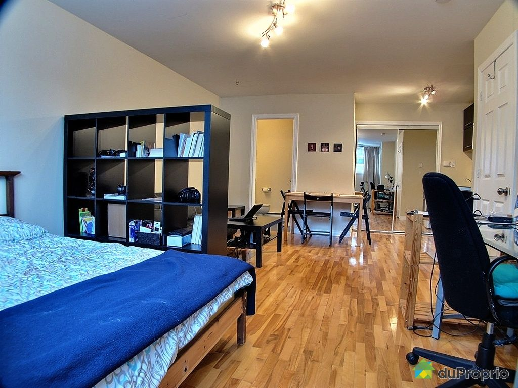 condo sold in montreal duproprio 409855. Black Bedroom Furniture Sets. Home Design Ideas
